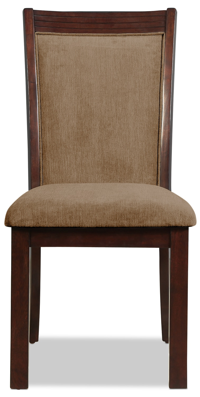 Rodessa Side Chair - Merlot