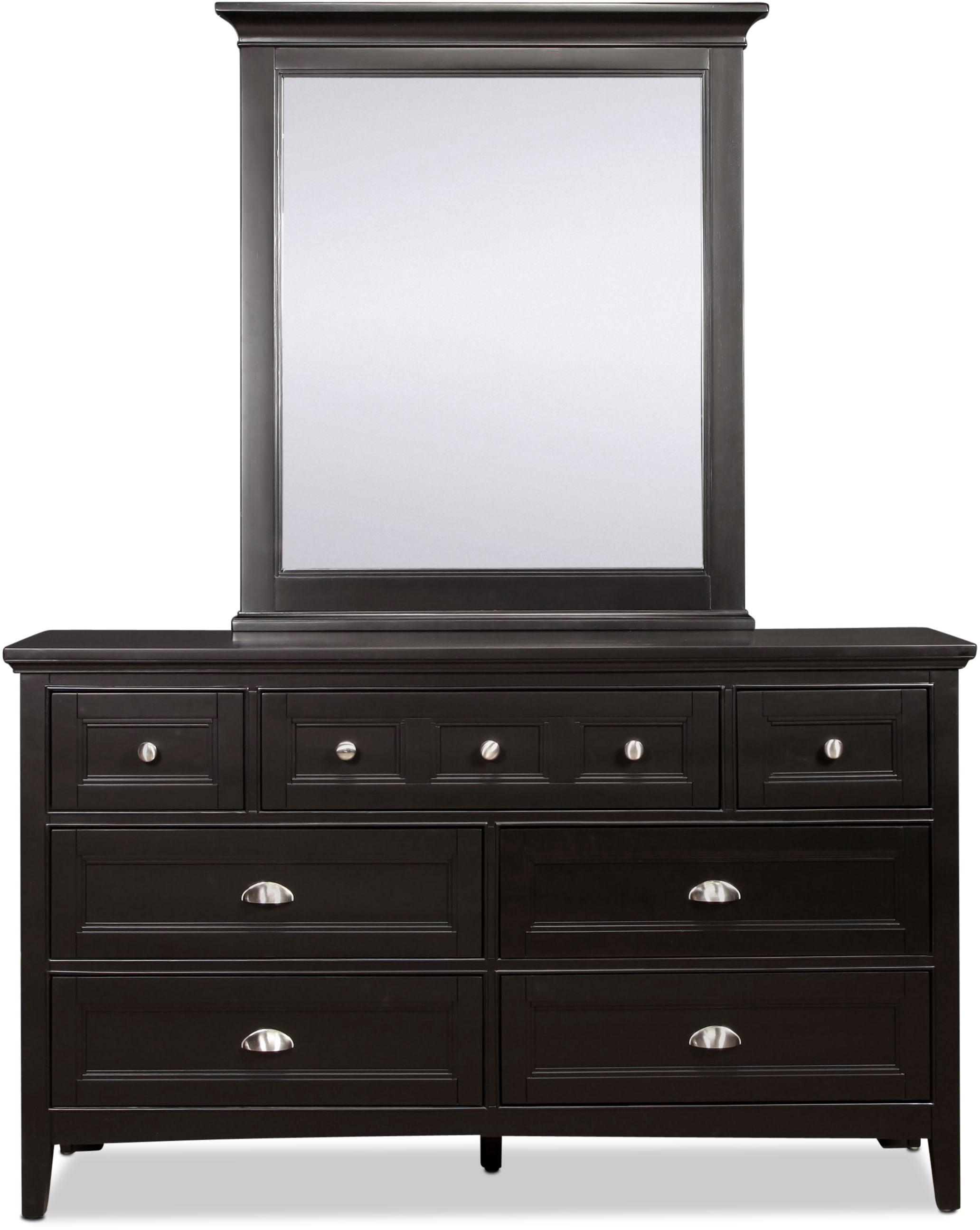 Bennett Dresser  - Black