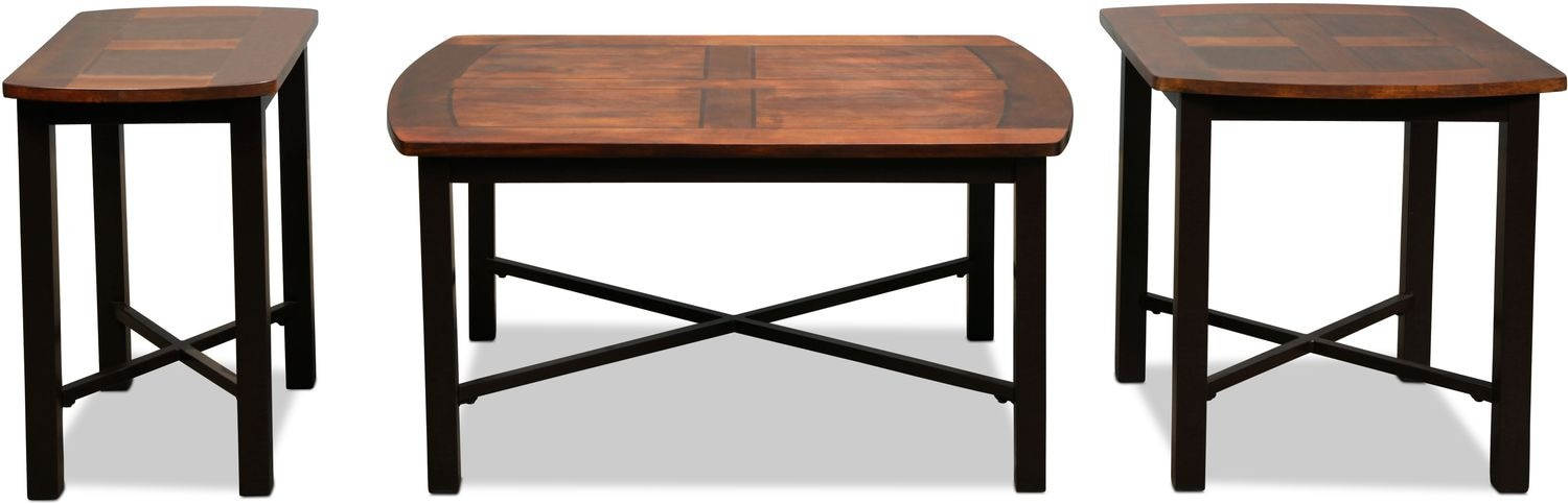 Cofield Coffee Table, End Table and Chairside Table