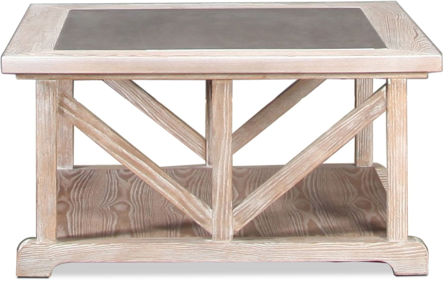Brixton Coffee Table - Driftwood Gray