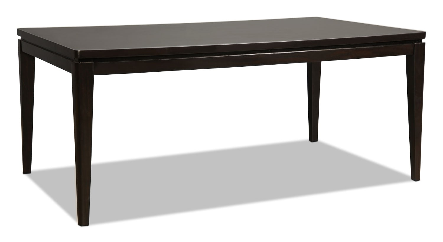 Grayson Dining Table - Merlot