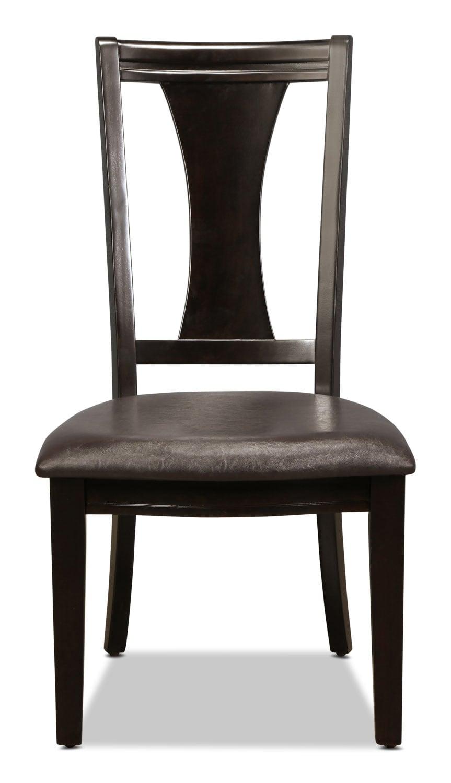 Grayson Side Chair - Merlot