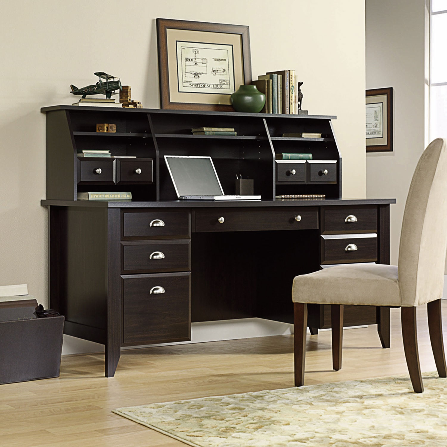 Shoal Creek Desk Hutch