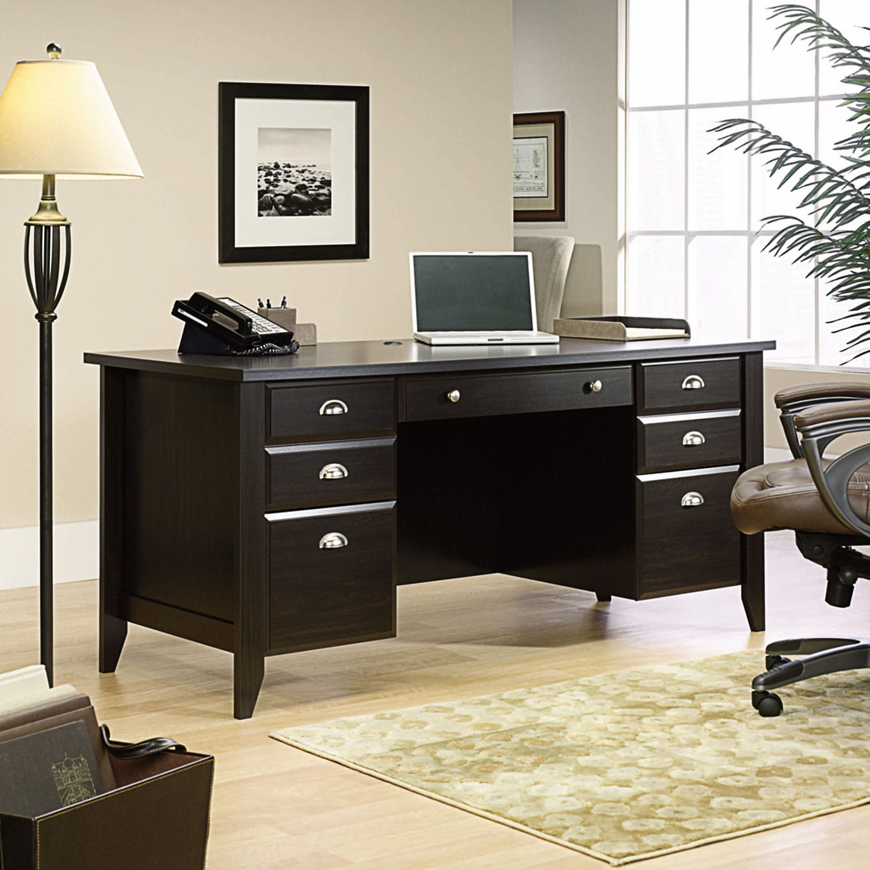Home Office Furniture - Shoal Creek Executive Desk
