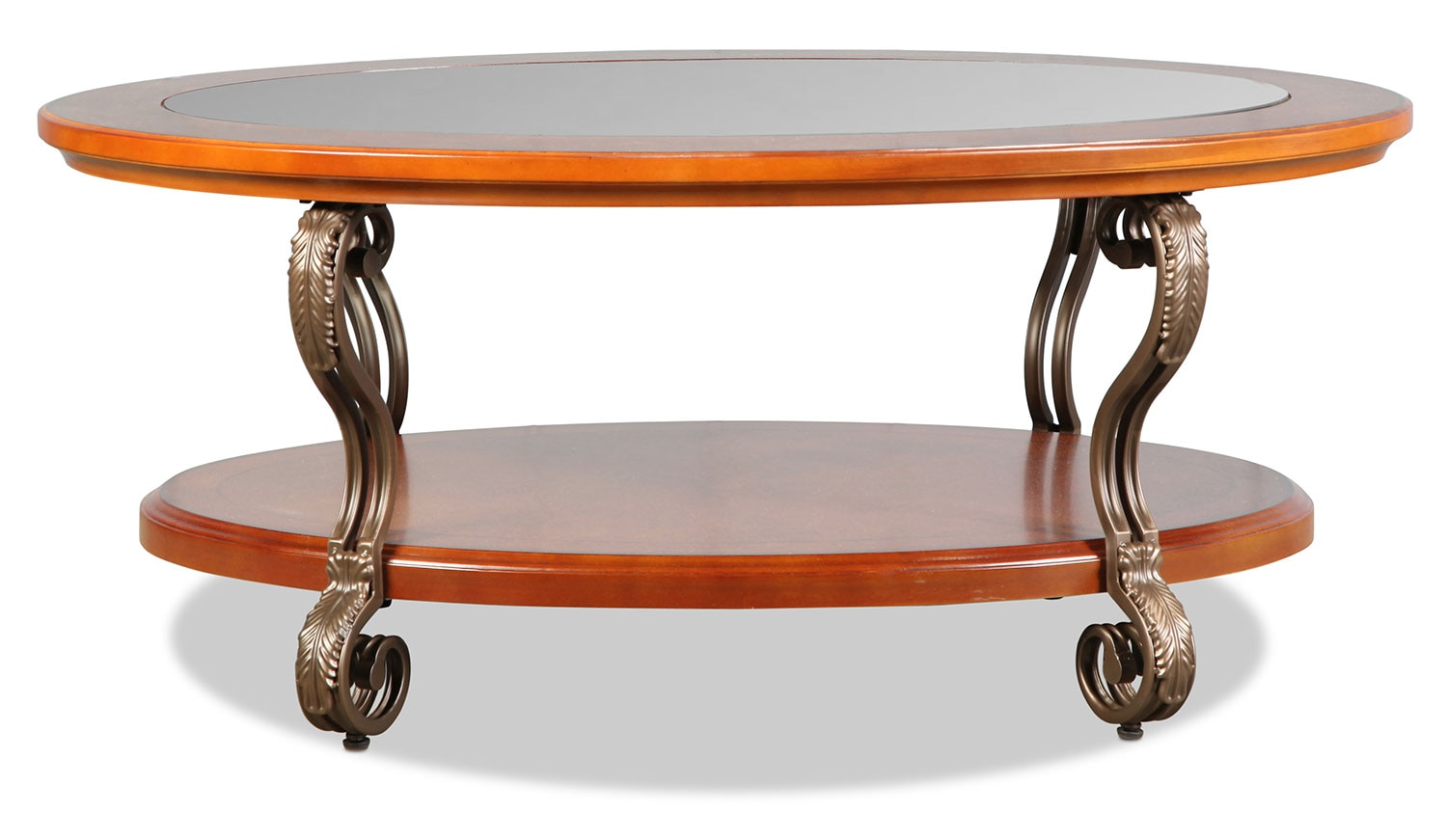 Hastings Coffee Table - Burnished Brown