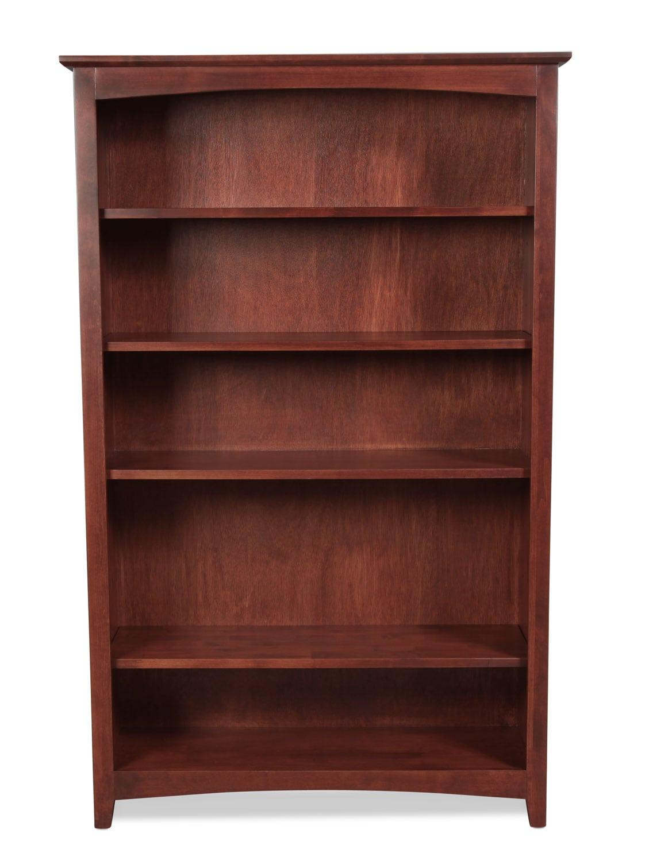 """Regent 60"""" Bookcase"""