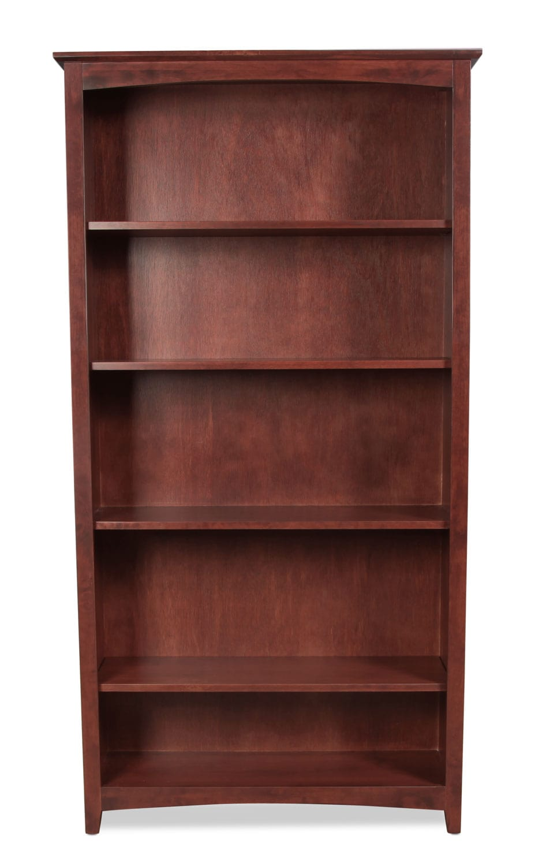 "Home Office Furniture - Regent 72"" Bookcase"