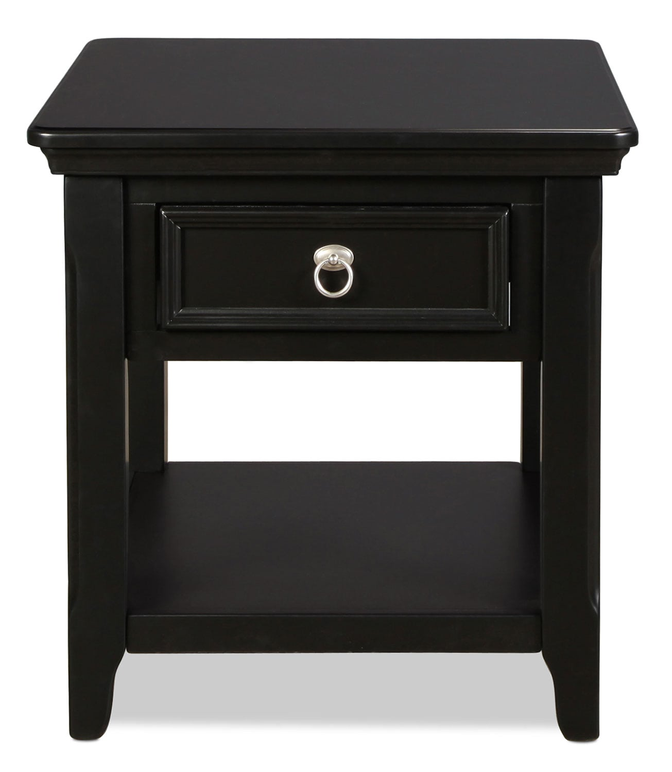 Accent and Occasional Furniture - Hempfield End Table - Black