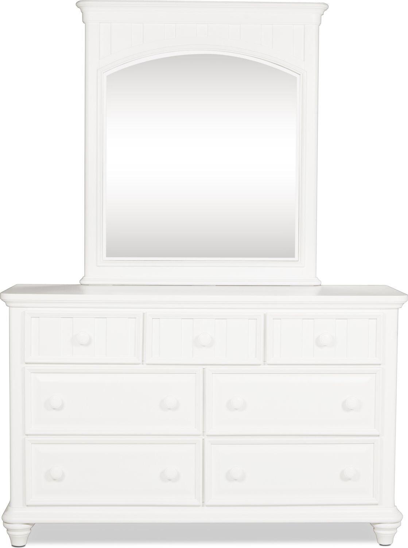 Laney Dresser - White