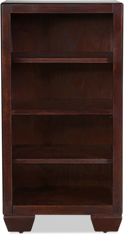 Traver Bookcase - Cocoa