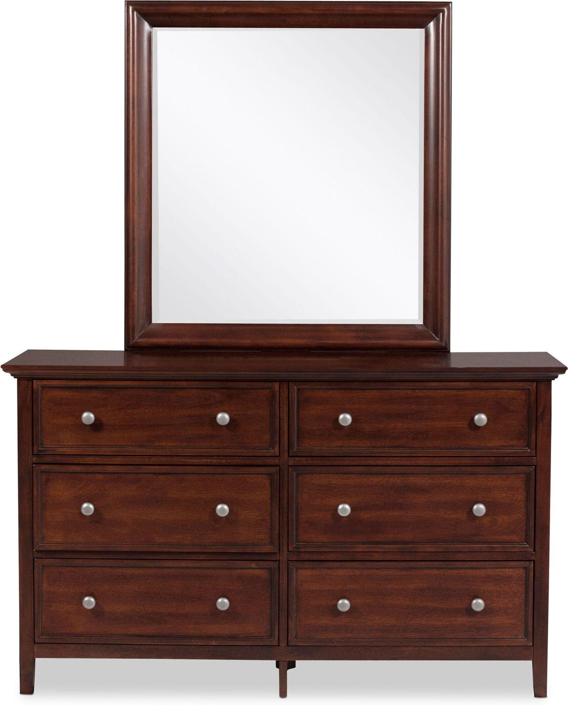 Ellsworth Dresser - Mahogany