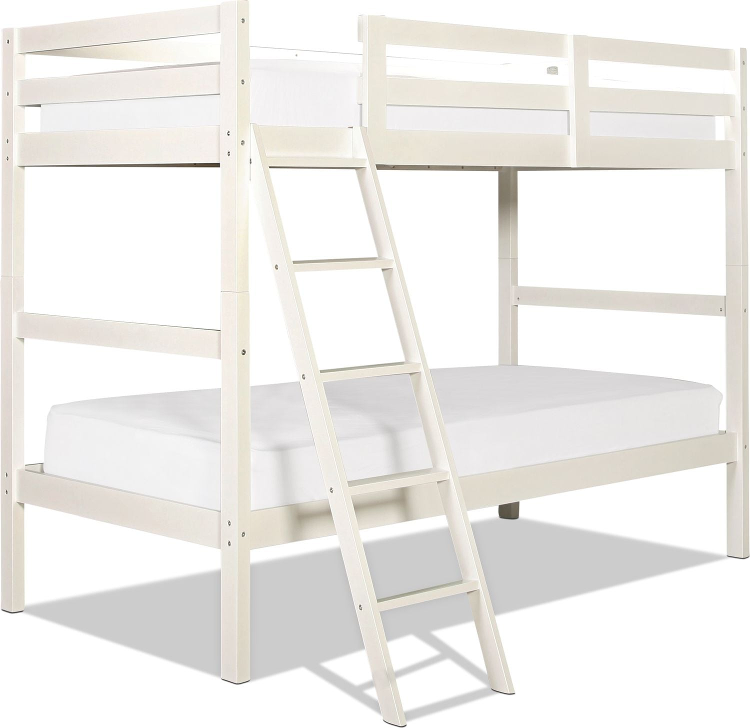 Capeside Twin over Twin Bunk Bed - White