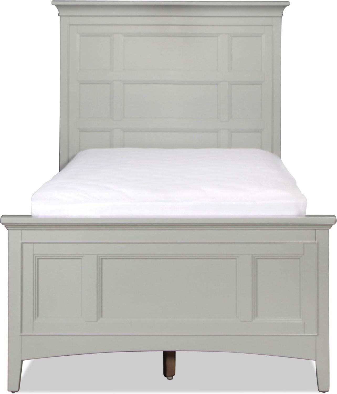 Graylyn Twin Bed