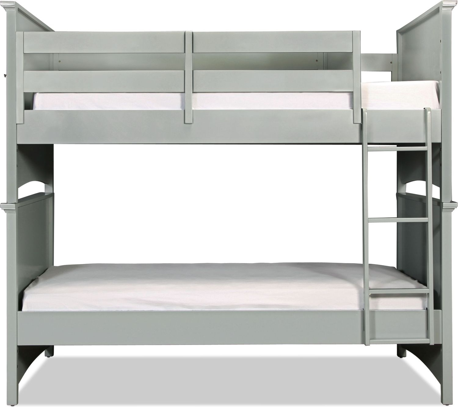 Graylyn Twin over Twin Bunk Bed