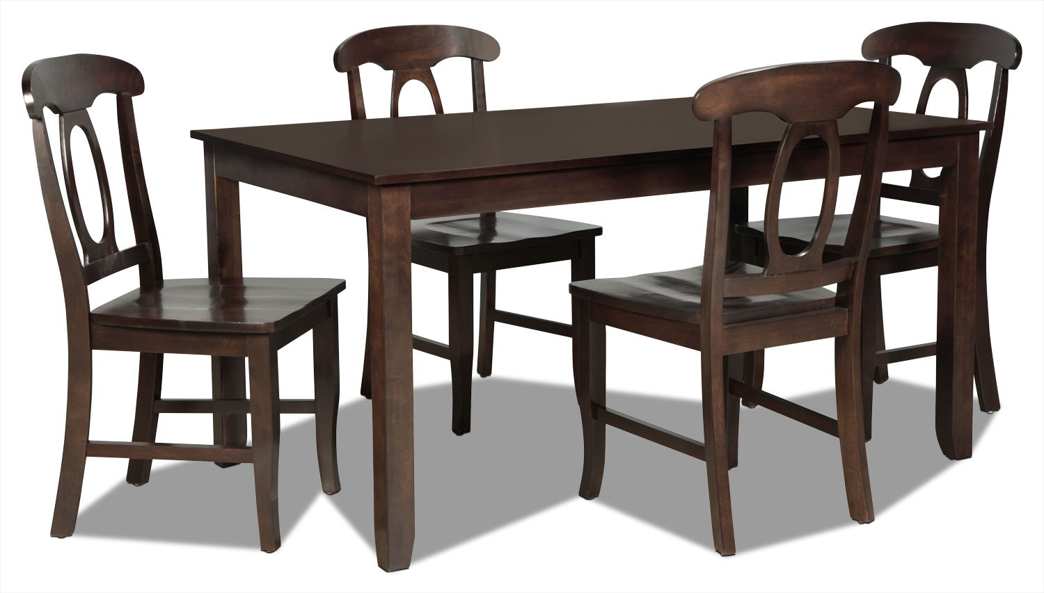 Dining Room Furniture - Manila Table and 4 Chairs