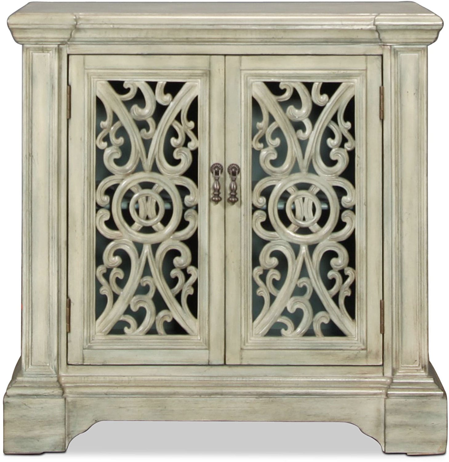 Accent and Occasional Furniture - Chad Accent Cabinet