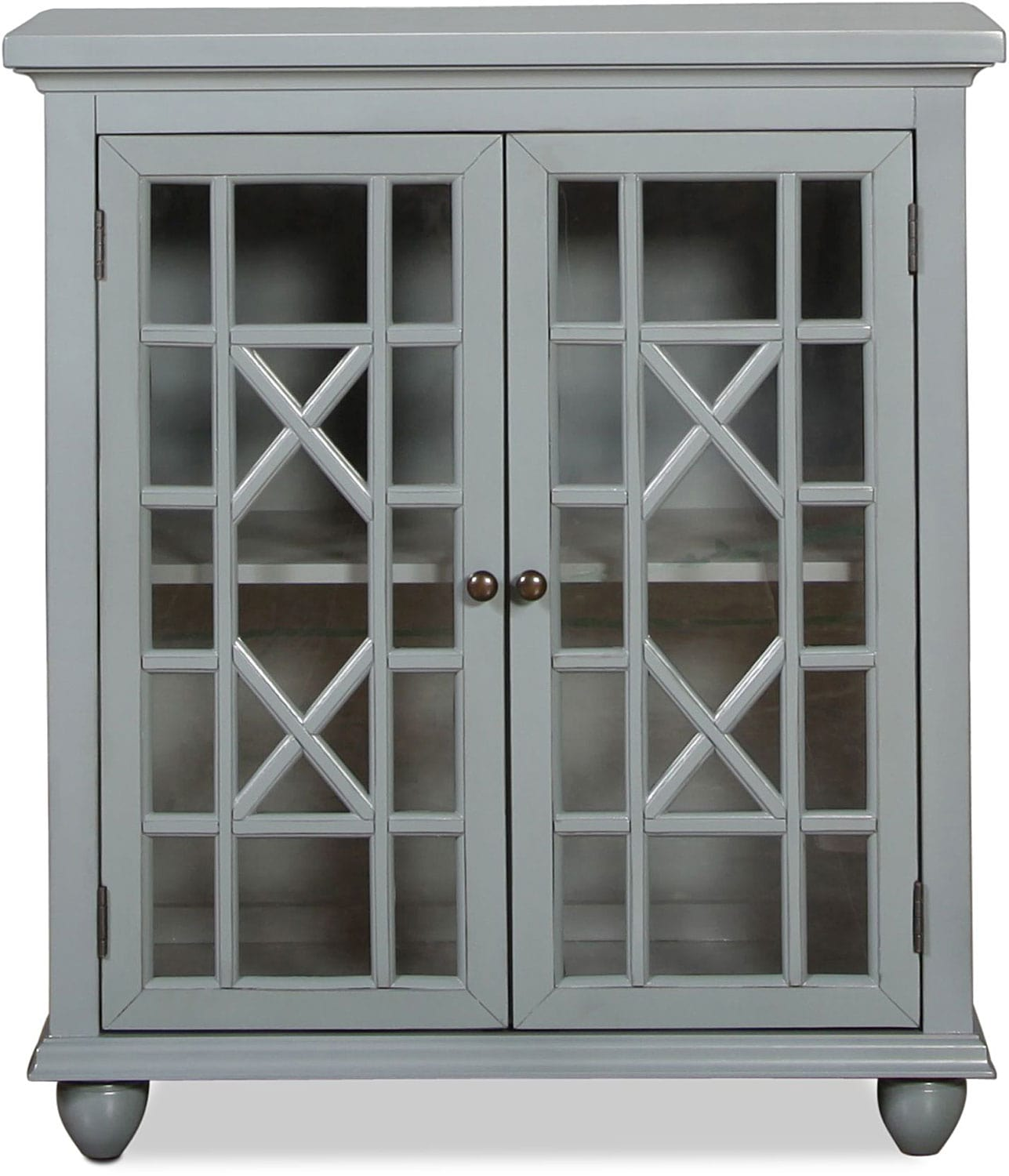 Accent and Occasional Furniture - Brooke Accent Cabinet