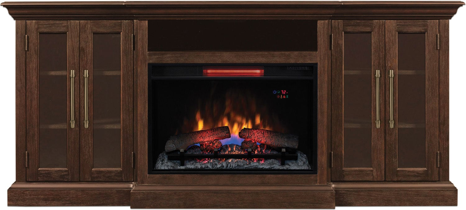 Grand Media Fireplace