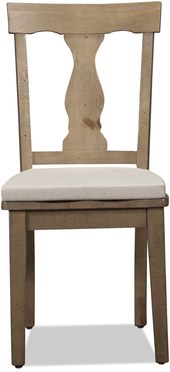 Dining Room Furniture - Tuscan Crossing Side Chair