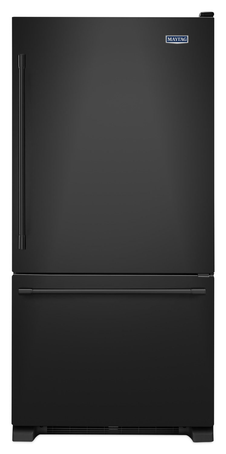 Maytag 22 Cu. Ft. Bottom-Mount Refrigerator – MBF2258FEB