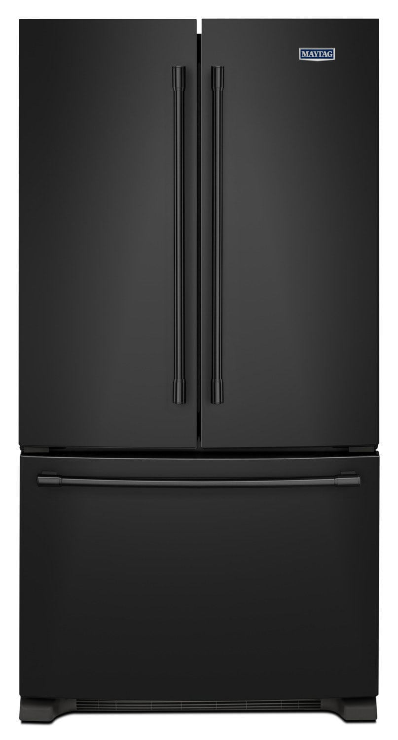 Refrigerators and Freezers - Maytag 25 Cu. Ft. French-Door Refrigerator – MFF2558FEB