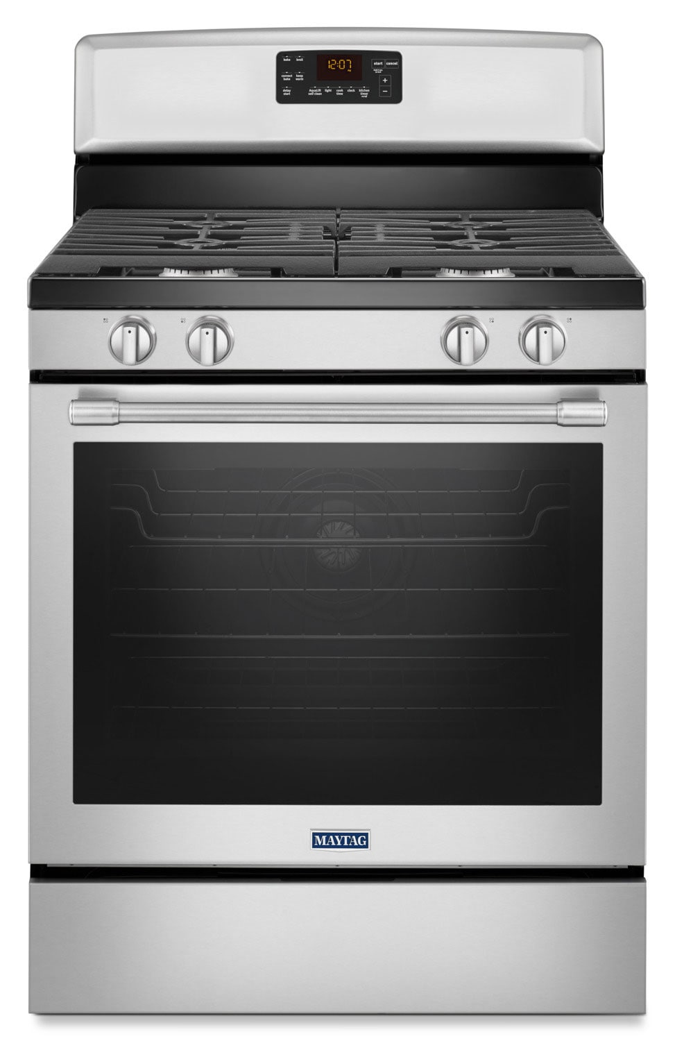 Cooking Products - Maytag 5.8 Cu. Ft. Freestanding Gas Range – MGR8650FZ