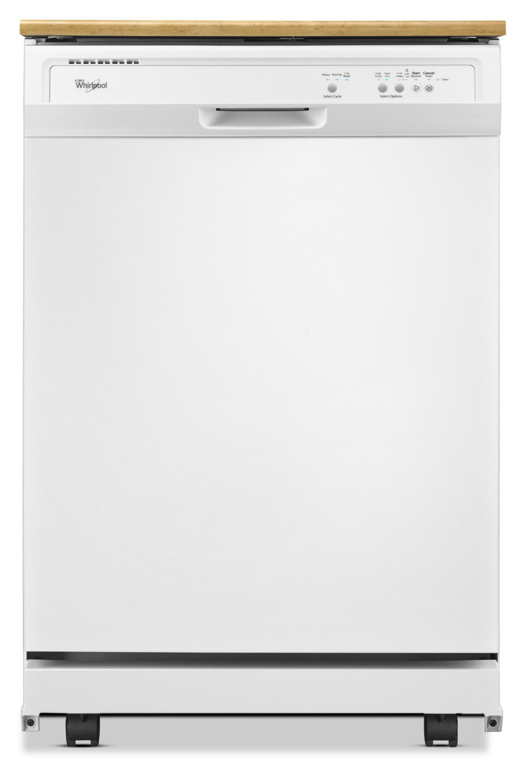 Clean-Up - Whirlpool Portable Dishwasher – WDP340PAFW