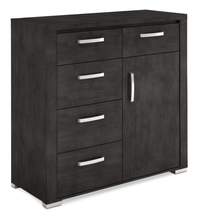 Monaco Dresser – Anthracite Grey