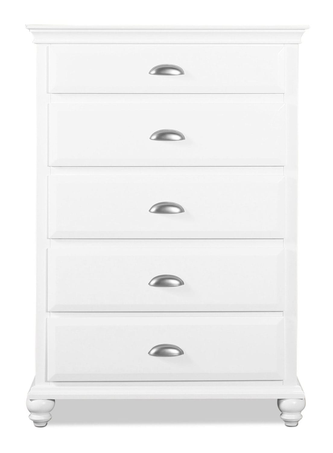 Meadow Shore Chest - White