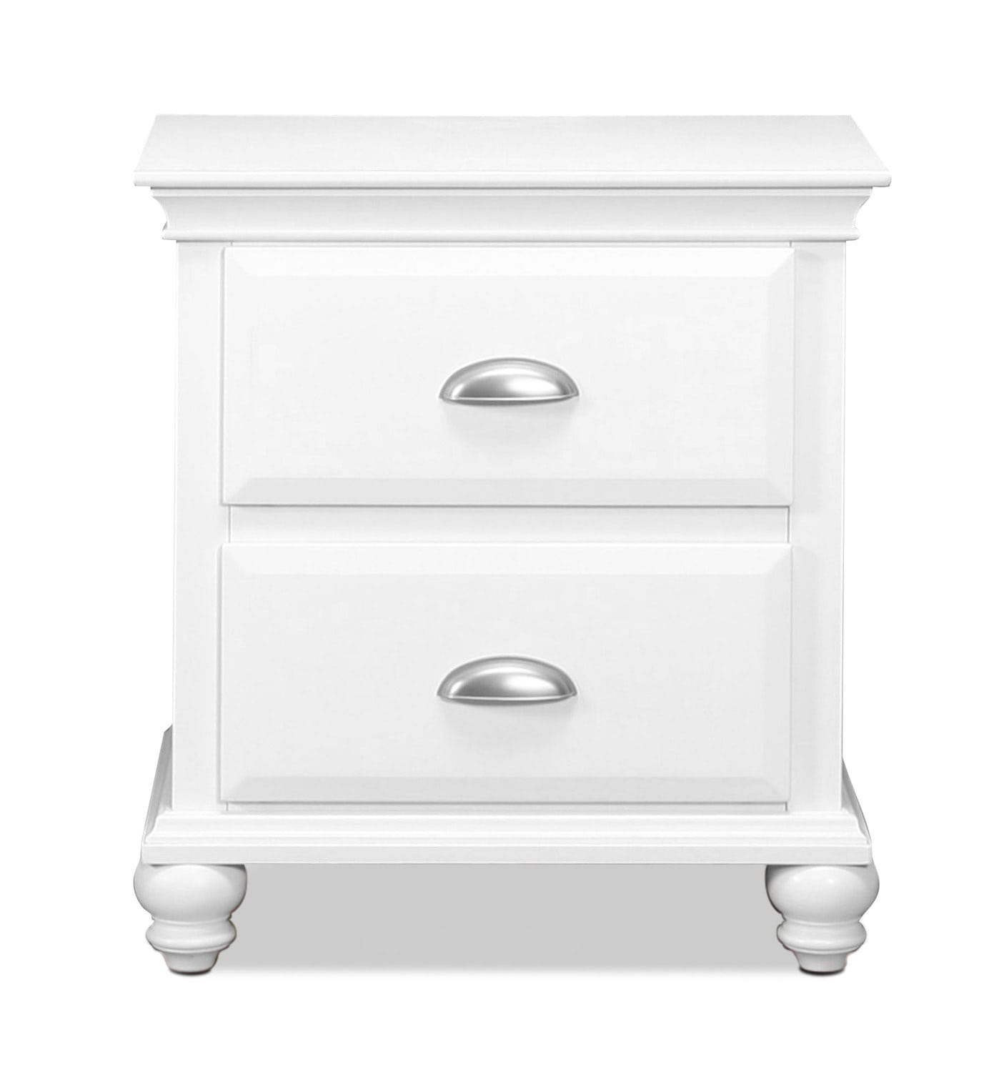 Meadow Shore Nightstand - White