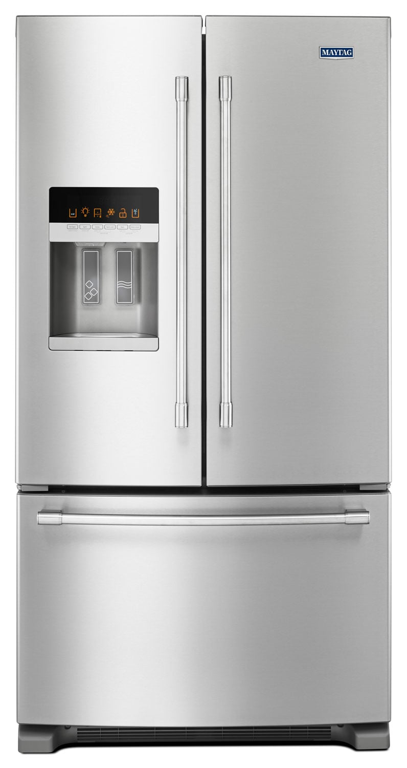 Maytag 25 Cu. Ft. French-Door Refrigerator – MFI2570FEZ