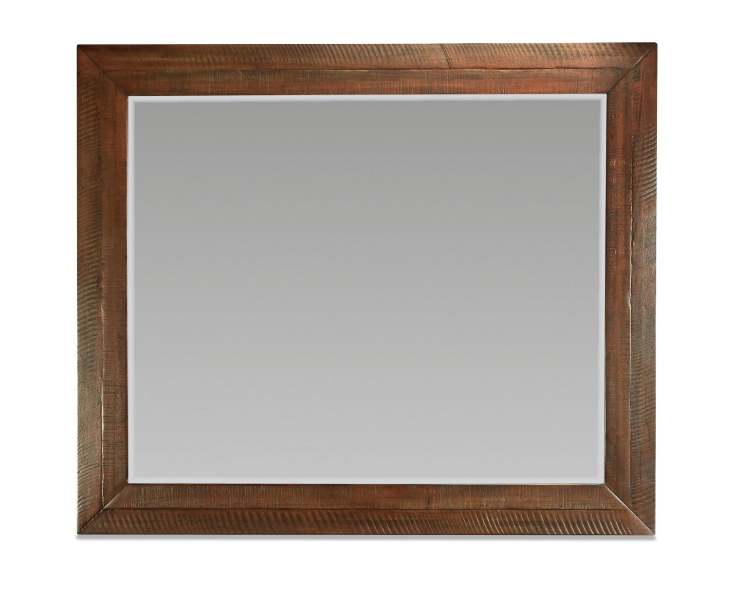 Weston Mirror - Mahogany