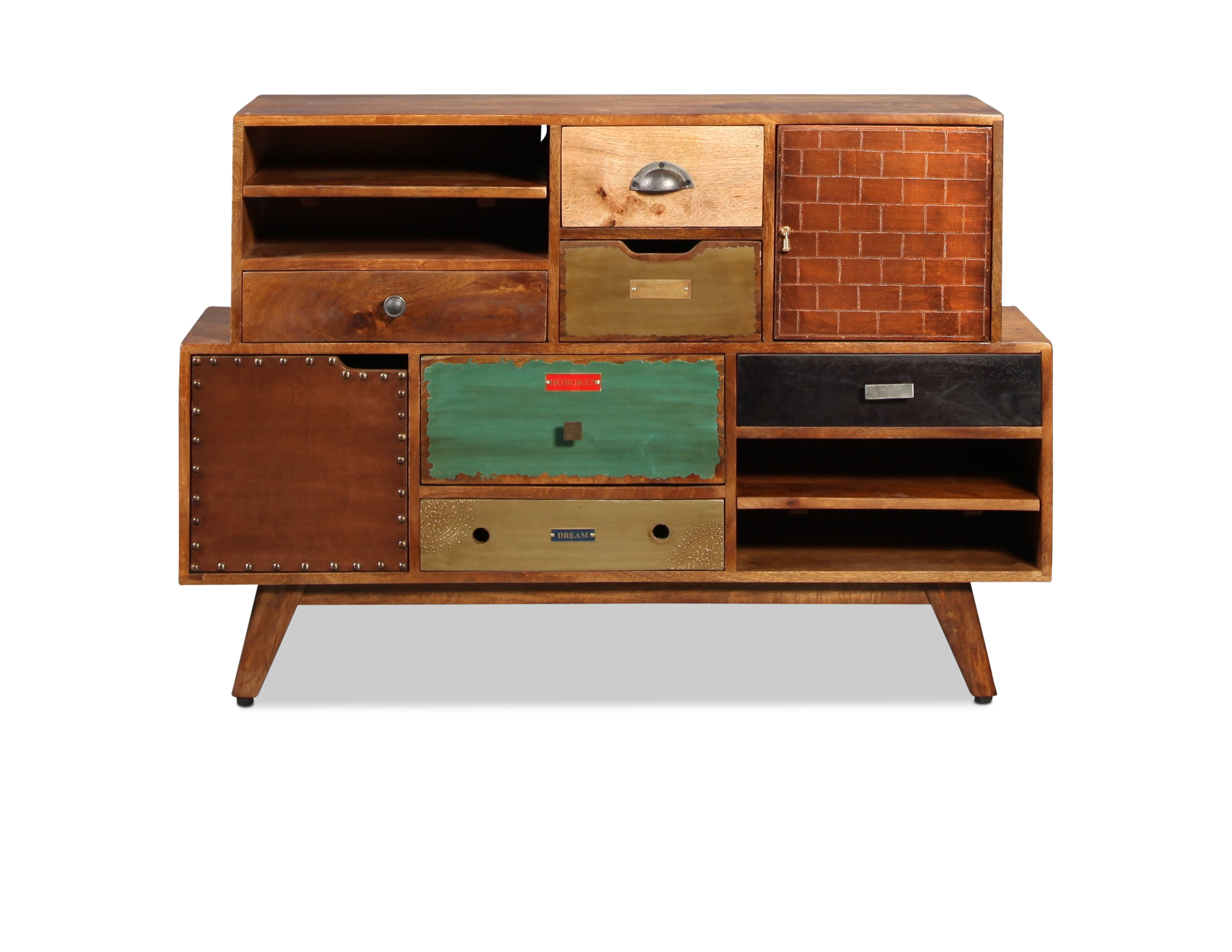 Keveen 6 Drawer Cabinet