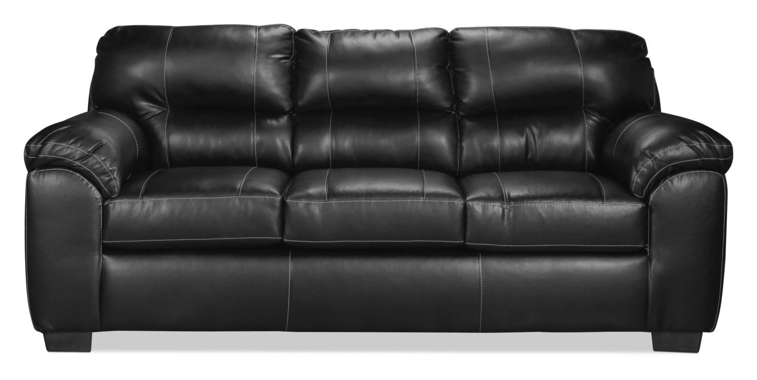 Rigley Queen Sleeper Sofa - Black
