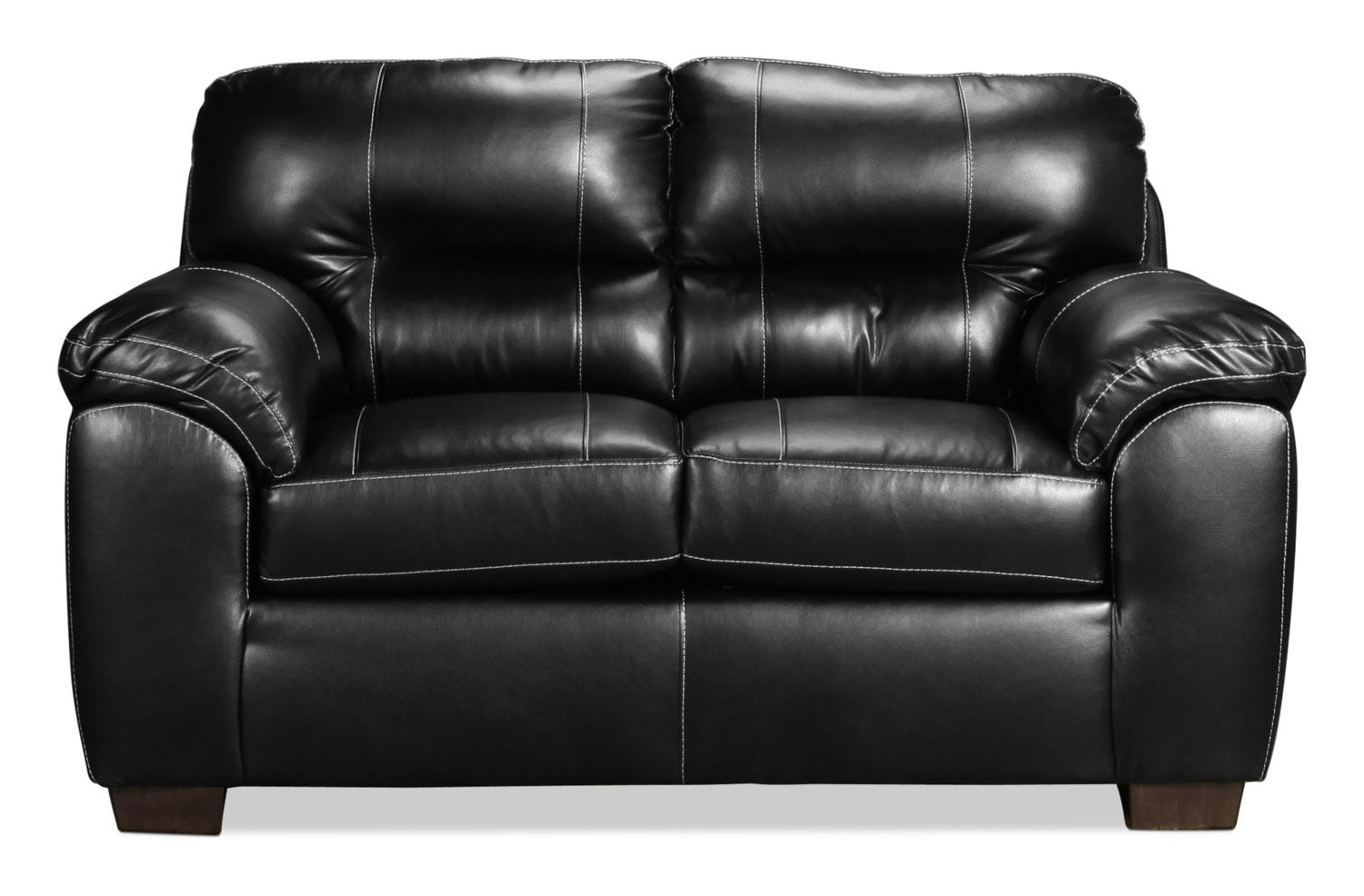 Rigley Loveseat - Black