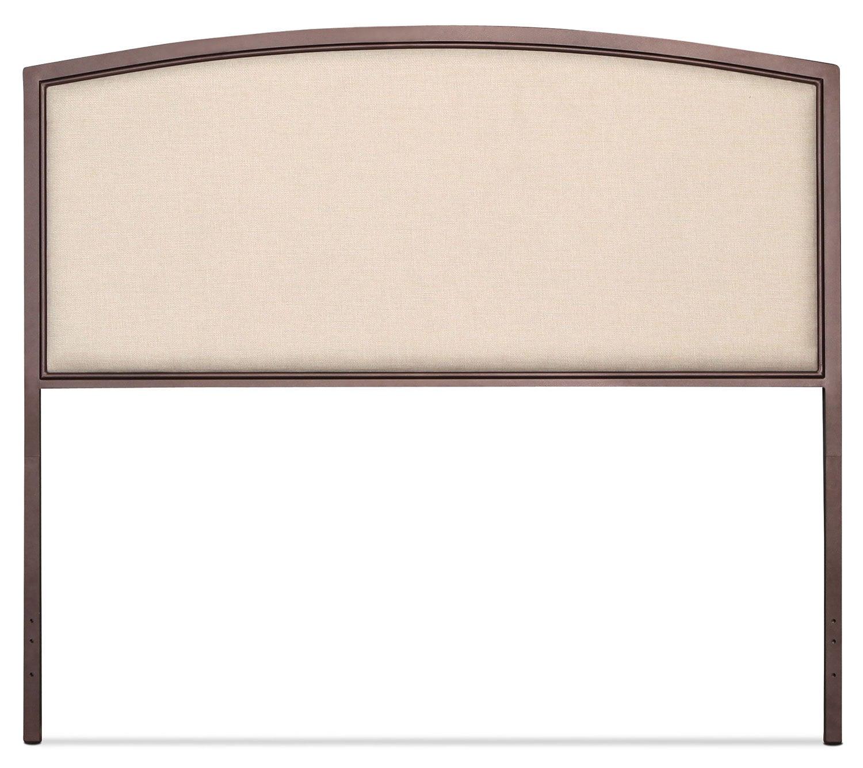Bayside Full/Queen Upholstered Headboard - Cream