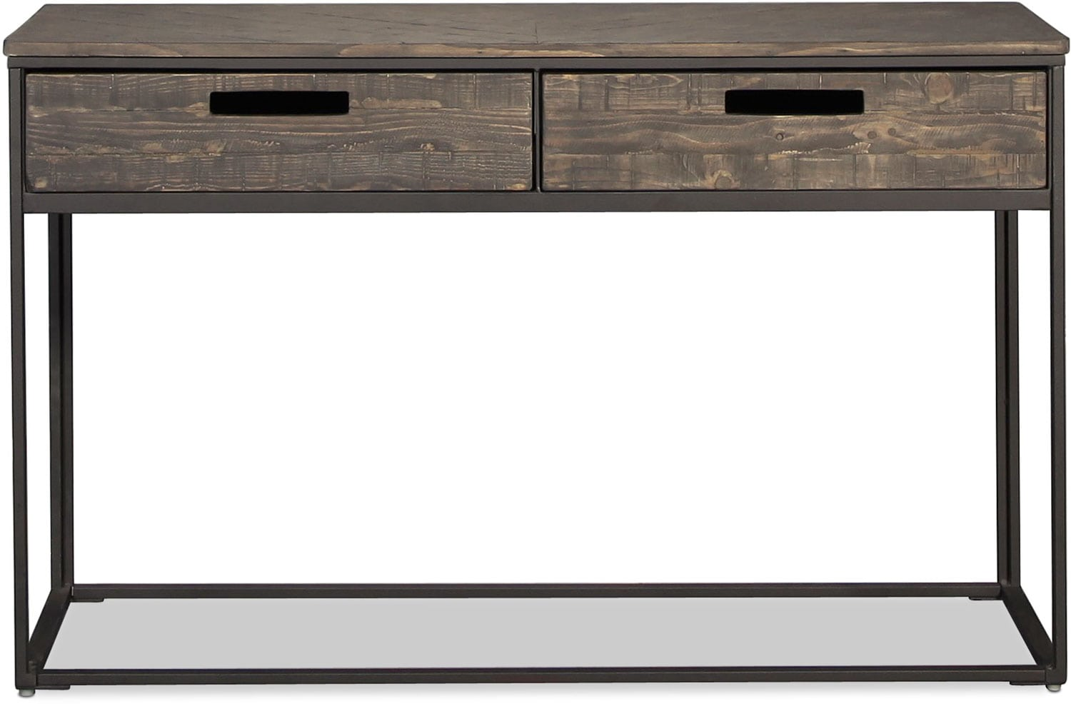 Claremont Sofa Table - Charcoal