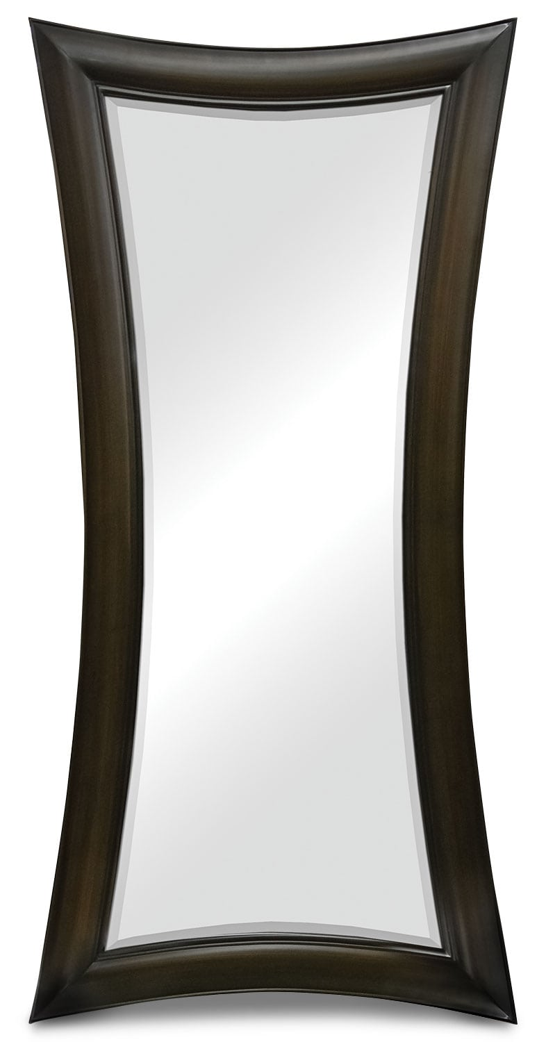 "Eiffel Mirror (32"" x 78"") - Walnut"