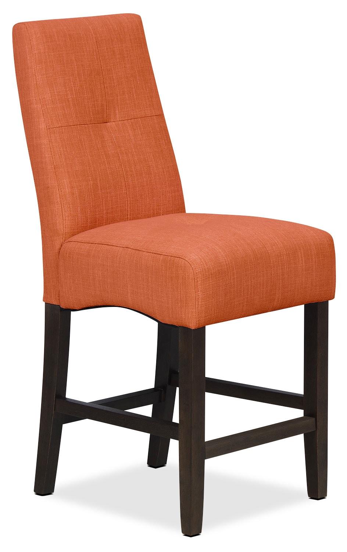 Salle à manger - Chaise de salle à manger Soho de hauteur comptoir – tangelo