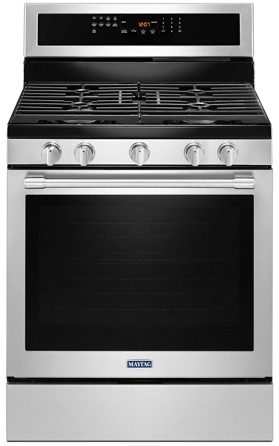 Cooking Products - Maytag 5.8 Cu. Ft. Freestanding Gas Range – MGR8800FZ