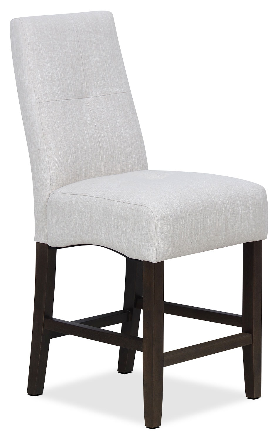 Soho Counter-Height Dining Chair – Ivory