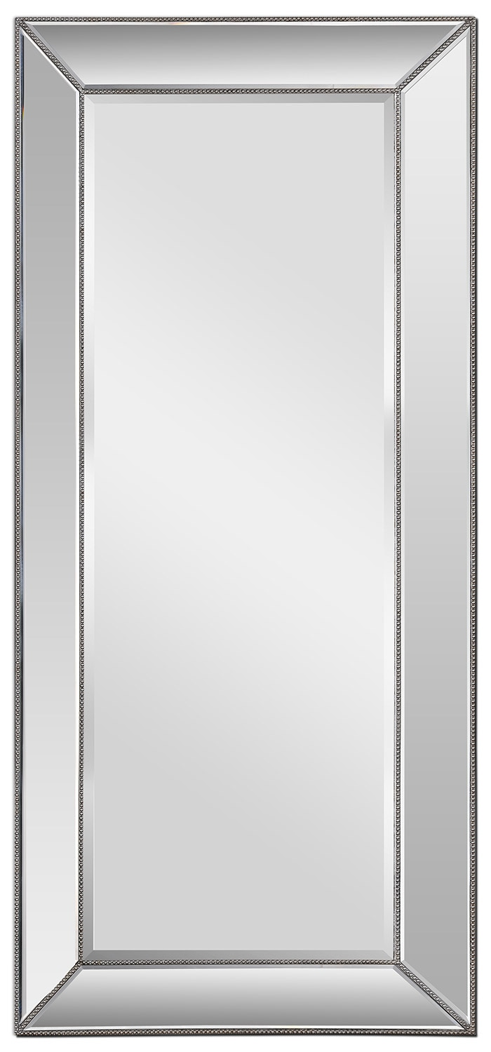 "Accent and Occasional Furniture - Empire Mirror (32"" x 78"") - Glass"