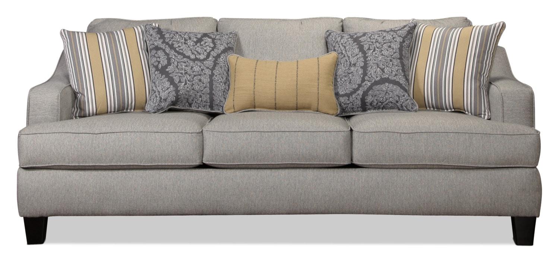 Wilmington Sofa Platinum
