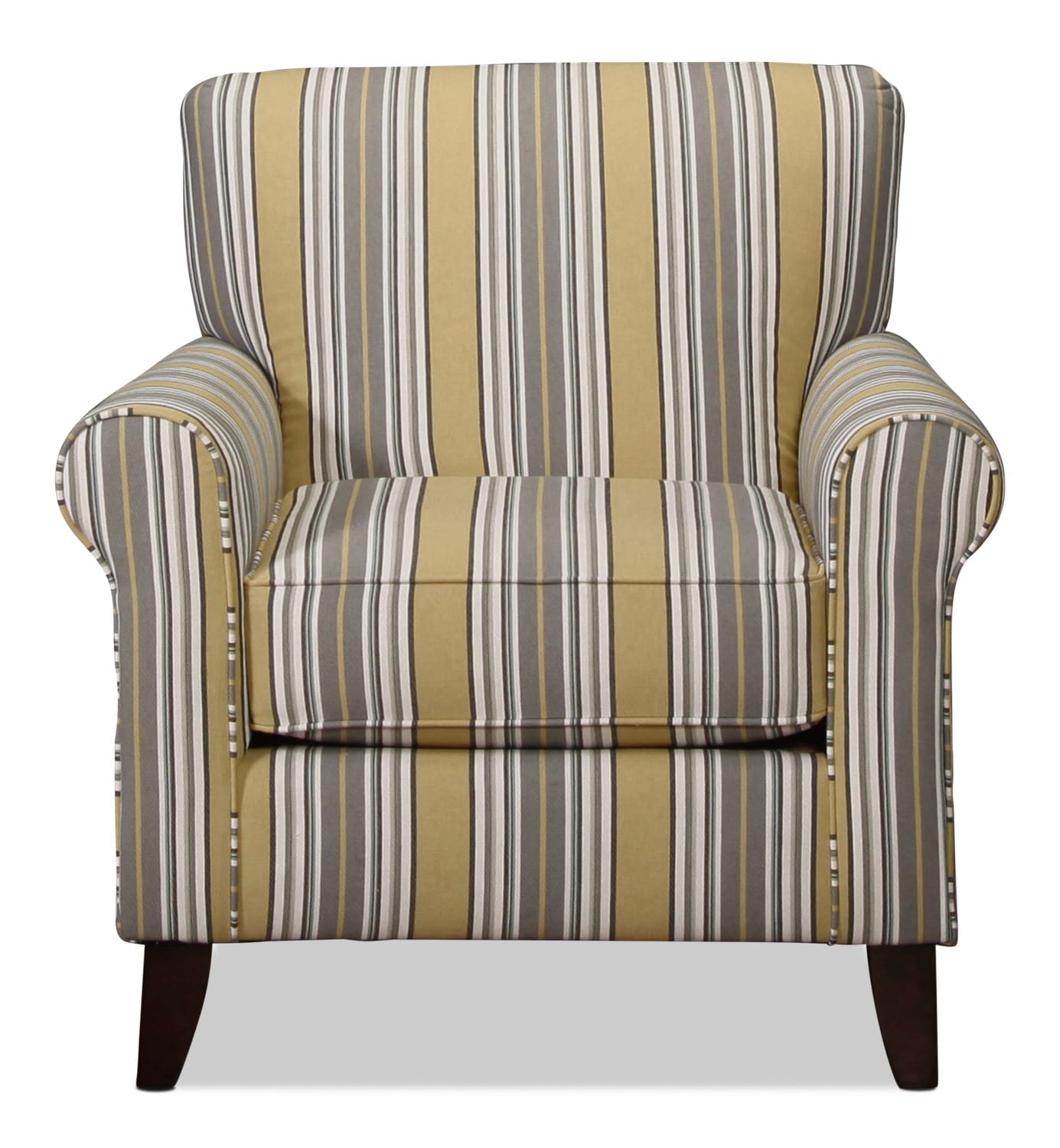 Wilmington Accent Chair - Striped