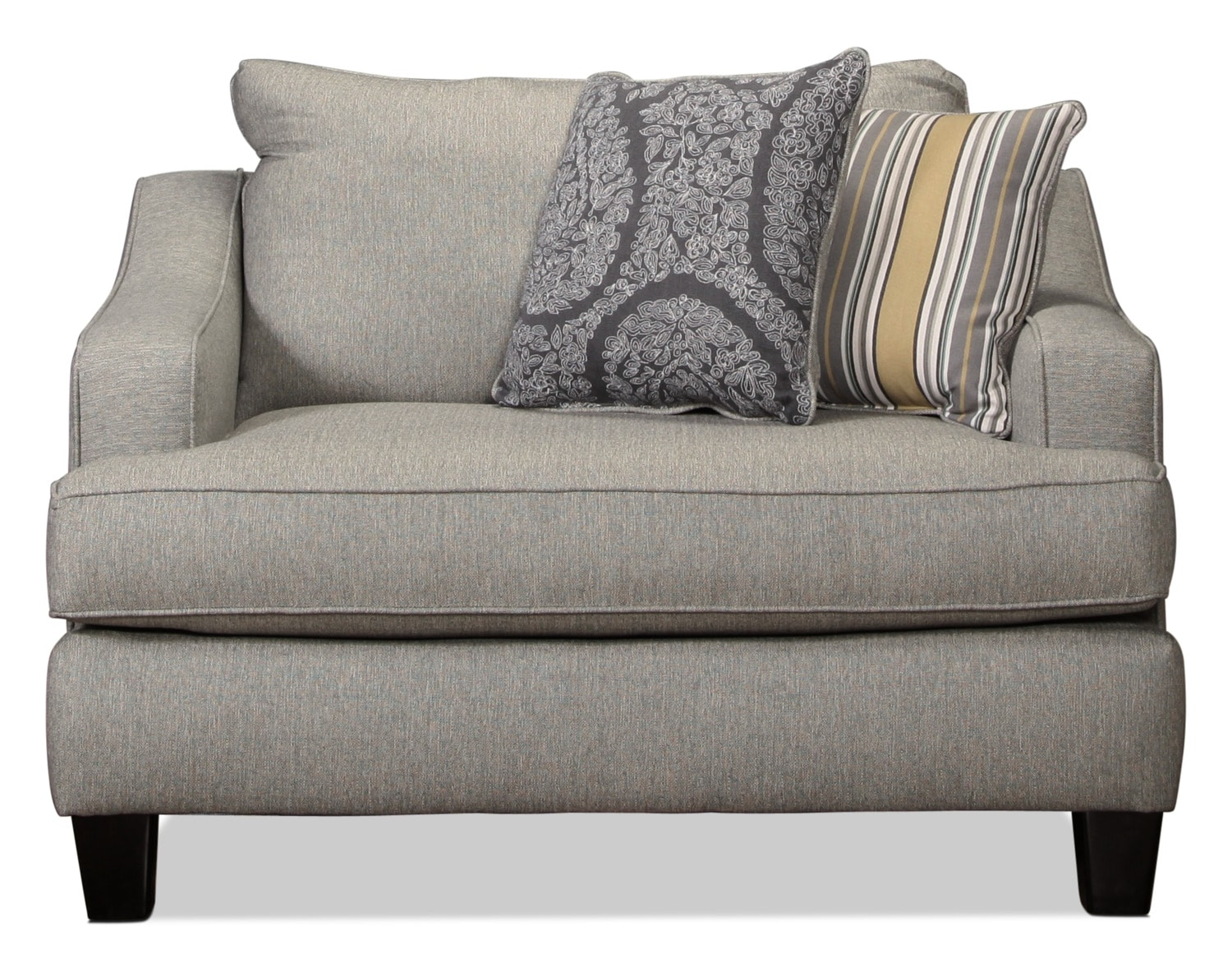 Wilmington Queen Sleeper Sofa - Platinum | Levin Furniture