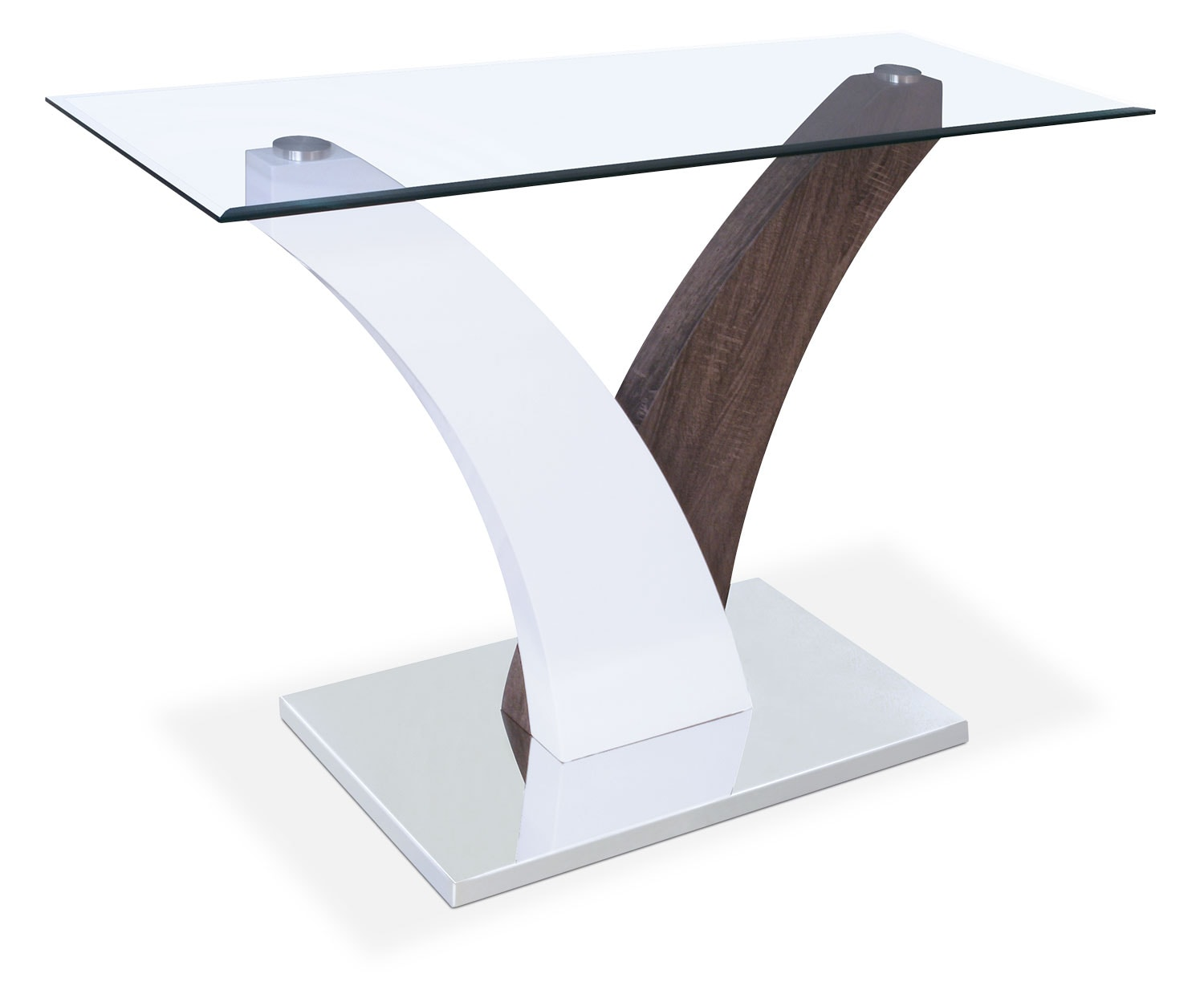 Accent and Occasional Furniture - Tuxedo Sofa Table