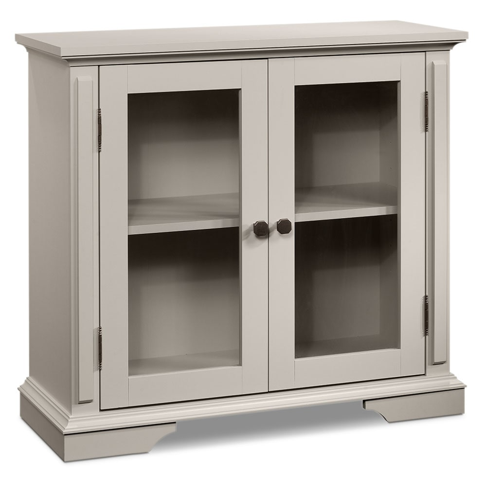 Accent and Occasional Furniture - New Grange Display Cabinet
