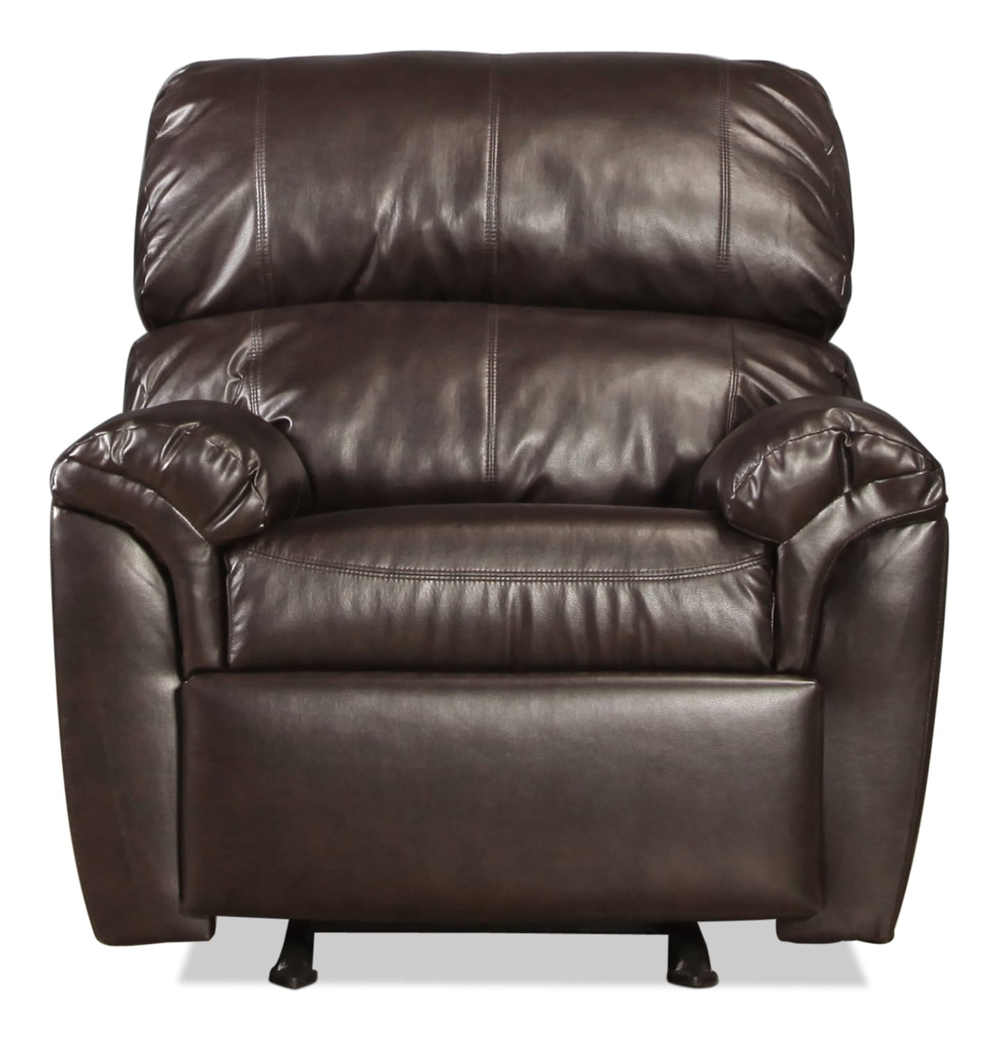 Living Room Furniture - Westminster Recliner - Walnut