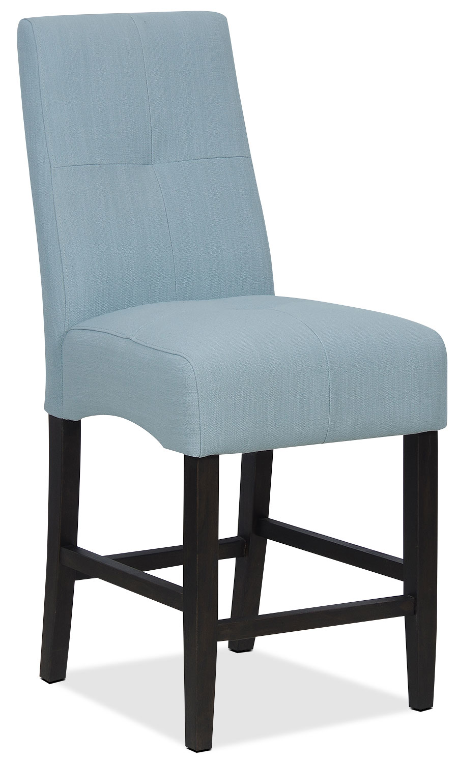 dining room furniture soho counter height dining chair blue