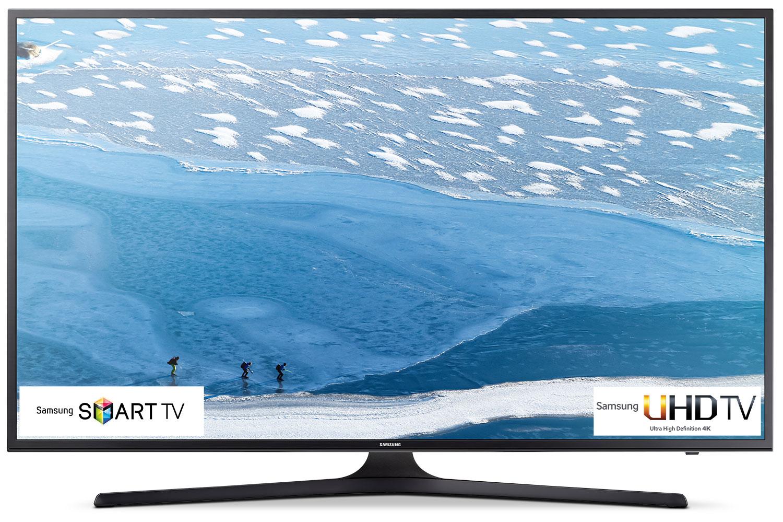 "Televisions - Samsung 60"" 4K UHD Smart LED TV - UN60KU6270FXZC"